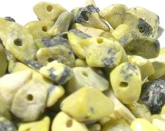 125 African Turquoise stone chips