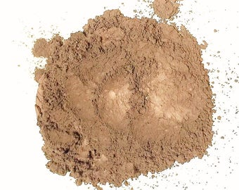 ALMONDINE Mineral Eye Shadow - Natural Matte Mineral Makeup - Gluten Free Vegan Face Color
