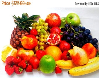 GET NOW Wooden Jigsaw Puzzle FRUITS Custom puzzle Handcrafted Wooden puzzle Name Puzzle Vintage Colorful Brain teaser Jigsaw puzzle Hand cut