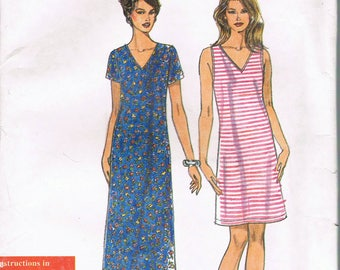 Easy to sew summer dresses