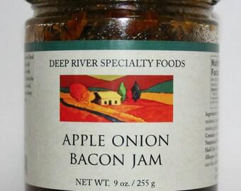 Apple Onion Bacon Jam