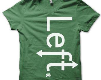 Michigan Left t-shirt