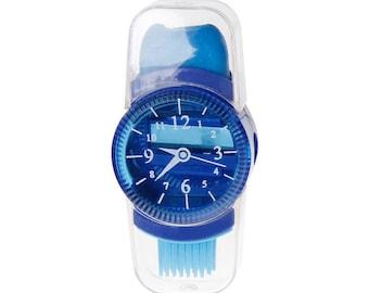 X 1 Dial Watch size Pencil + Eraser + brush