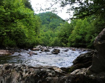 Mountain River Photography Fine Art Print