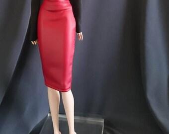 Skirt for Barbie,Muse barbie,Tall barbie, FR, Silkstone -No. 0072