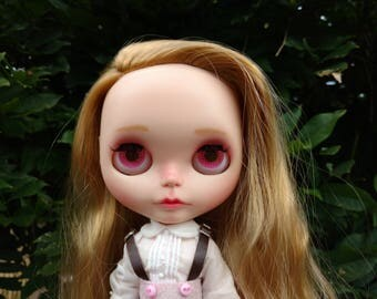 Custom Blythe by JollyBlytheDolls