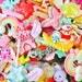 Kawaii Cute Cabochons Lot Of 25 Random Pieces
