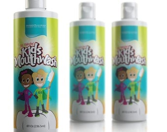 Kids Natural Mouthwash