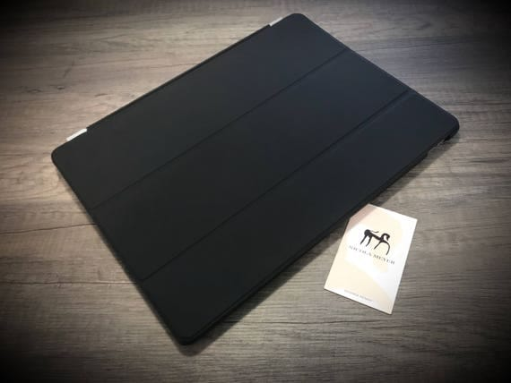 SMART COVER for iPad Leather Hard Back Case choose Device