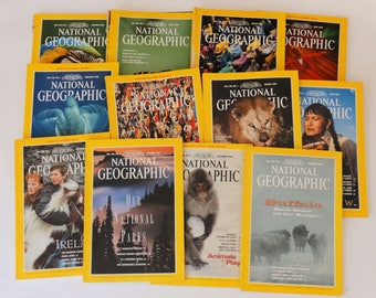 1994, National Geographic Magazine, Nat Geo 1994, Nat Geo Magazine vol 185, National Geographic Collection, National Geographic, Nat Geo