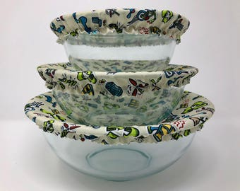 Reusable Bowl Covers, Sustainable