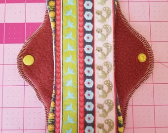 Cloth Pad Day Time/8 Inches long/ Light Flow