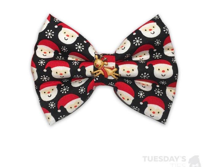 Santa Paws Bow Tie