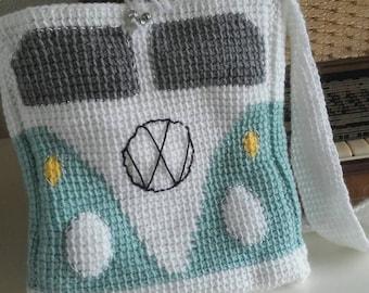 Vw camper van shoulder bag