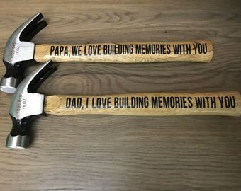 Fathers day gift, Grandpa gift, fathers day grandpa, Custom fathers day gift, gift from child, gift for the builder, Father, gift, Grandpa,