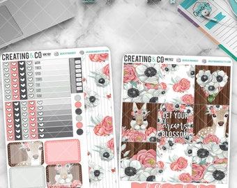Blossom HORIZONTAL Weekly Planner Kit  - MK11