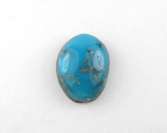 Stabilized Sleeping Beauty Turquoise Cabochon - 1072