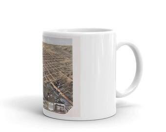 Coffee Mug - Massillon Ohio 1870