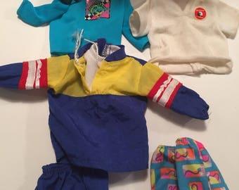 Vintage Ken Clothes