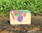 Patchouli-Licious – All Natural Homemade soap with the classic 60s/70s incense scent