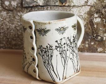 Bee/Dragonfly Mug