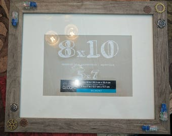 8x10 Electrical Wall Frame