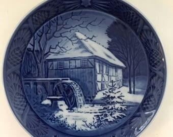 Royal Copenhagen Christmas plate - 1976