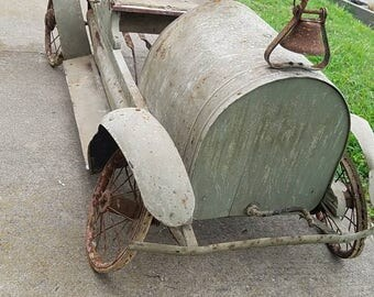 Antique Pedal Car and Trucks,Collectors  Pedal Cars Americana Auto History, Model A Roadster 1900s 1920s 1930s Pedal Cars