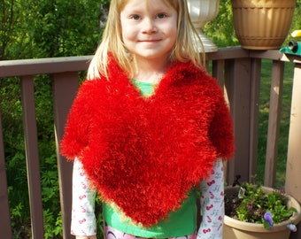 Toddlers' Poncho