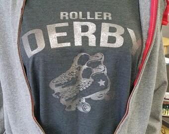 Roller derby Shimmer Tee