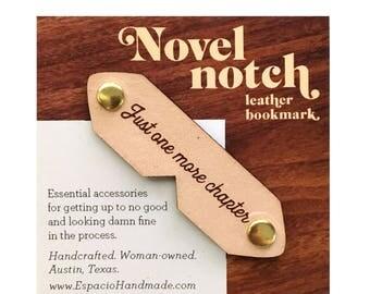 Personalized bookmark, custom bookmark, leather bookmark, corner bookmark, funny bookmark, book lover, stocking stuffer, bookworm, custom