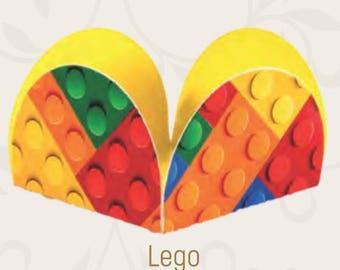 Lego Candy holder
