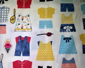 Doll clothes.  Kids clothes