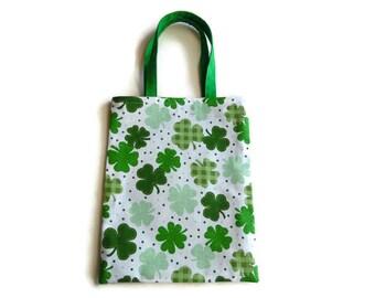 Clover Gift Bag - Goodie Bag - Mini Tote