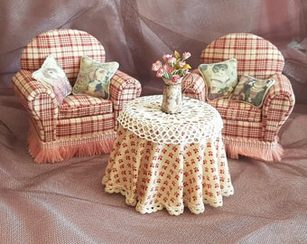 Beautiful country armchairs