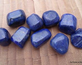 1 rolled stone LAPIS LAZULI natural stone