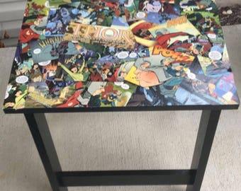 Comic furniture Etsy