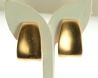 Anne Klein Matte Earrings