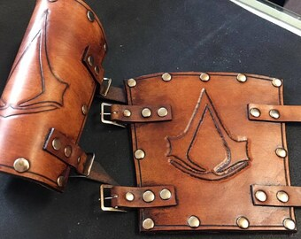 Assassin's Creed Bracers - Child Sized
