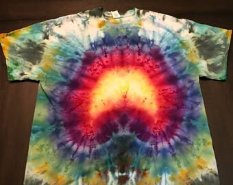 Tie Dye Tee Shirt XL