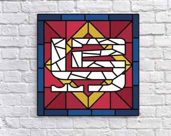 Lebron James, Lebron Sneaker Art Canvas, Cleveland Basketball, Sneaker Art, Lebron James Fan Wall Art