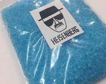 Breaking Bad Heisenberg's Blue Crystal Meth Bath Salt -Relaxing Men Women Gift H