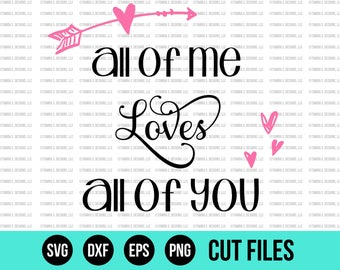 Love SVG - SVG Files - SVG - Cut File - Cricut Cut File - Silhouette Cut File - Wood Sign Design - Cuttable Files