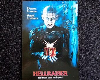 Vintage Hellraiser Promotional Postcard