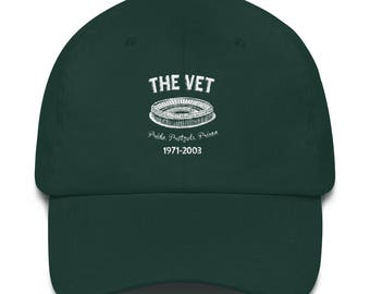 Retro The Vet Embroidered Dad hat