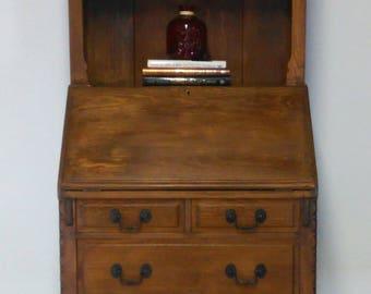 Vintage Secretary Cabinet