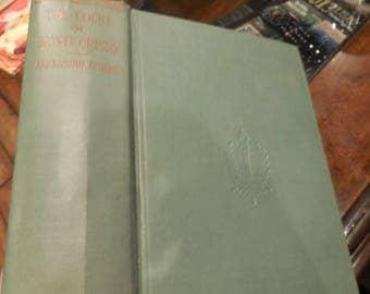 RARE 1950s The Count Of Monte Cristo By Alexandre Dumas Revenge