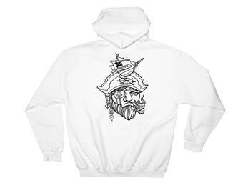 Olde Zalty -Hooded Sweatshirt
