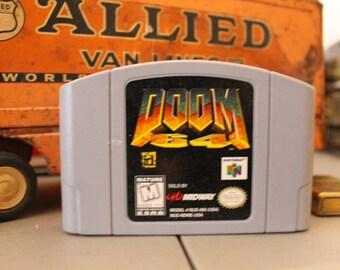 Nintendo 64 Doom 64!! GREAT DEAL!!