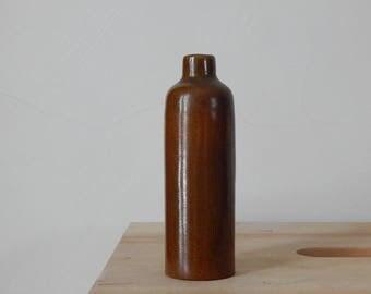 Vintage Ceramic Bottle Pottery